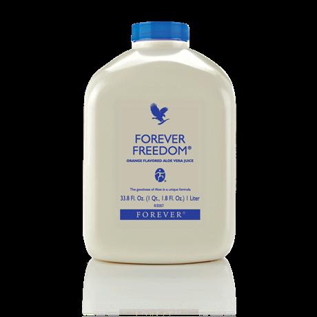 نوشیدنی آزادی آلوئه ورا محصولی از فوراور لیوینگ