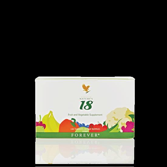 مکمل غذایی نیچرز،میوه و سبزیجات