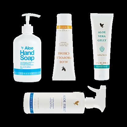 پک ضد حساسیت- متشکل از 4 محصول فوراور